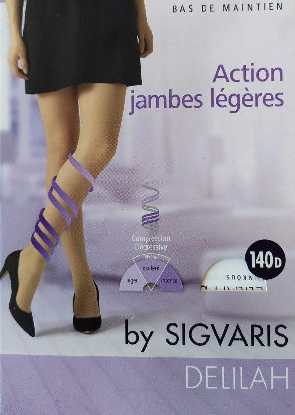 Κάλτσες Προληπτικές για Γυναίκες με μειούμενη συμπίεση DELILAH, ριζομηρίου 140D, κάλτσες ιατρικές, delilah, sigvaris, φλεβική κυκλοφορία, ΠΑΠΑΠΟΣΤΟΛΟΥ, κάλτσες συμπίεσης