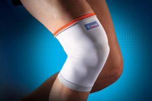 Επιγονατίδα ελαστική Thuasne: Σωστή συγκράτηση και ιδιοδεκτικότητα. Ήπια συγκράτηση της ευαίσθητης ή επώδυνης άρθρωσης γόνατος (σύνδρομα τραυματισμού κλπ)